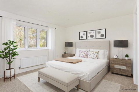Kiln gardens interior bedroom donnington new homes