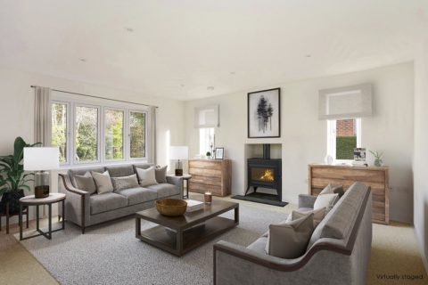 Kiln gardens interior living room donnington new homes