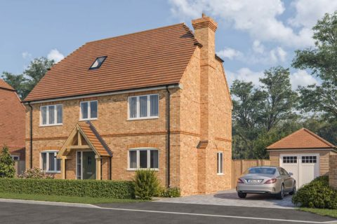 kiln gardens detached home in kintbury– Donnington New Homes