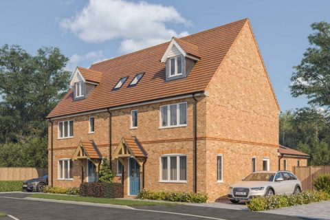 kiln gardens semi-detached home in kintbury – Donnington New Homes