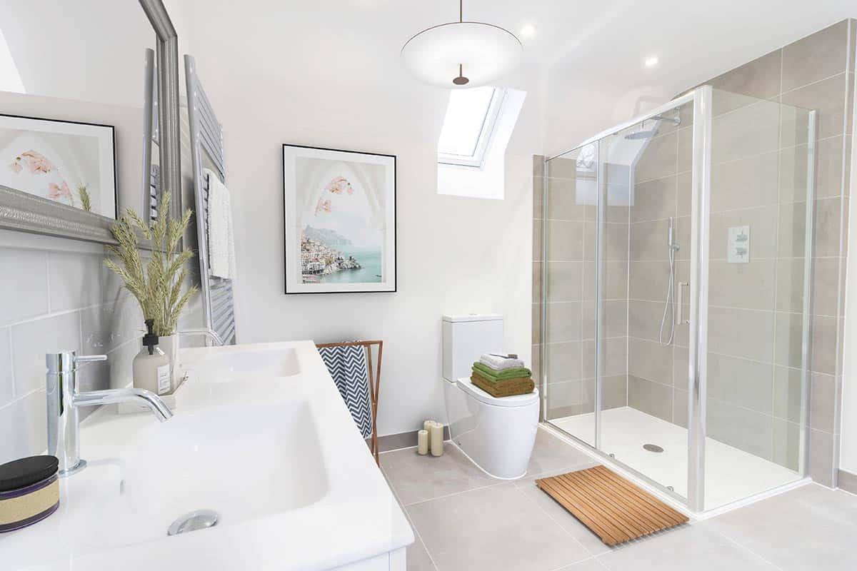 Bathroom 02 Kiln Gardens Donnington New Homes