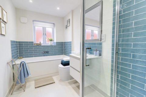 Bathroom 03 Kiln Gardens Donnington New Homes